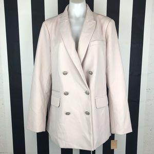 5 for $25 Rachel Roy Blush Pink Blazer